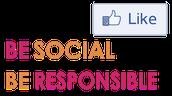 Be social and responsible