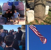 March 29th - 8th Grade to Fort Smith National Cemetery