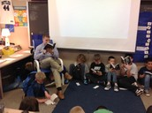 Third Graders Reading Aloud