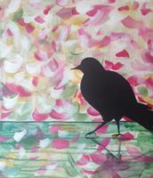 Valentine Blackbird