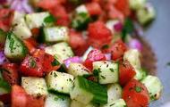 salade fraîche de saison,