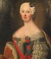 Catherine's Mother, Johanna Elisabeth