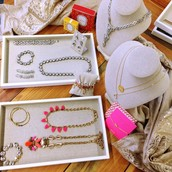 I am thrilled to share with you all my new business adventure as a stylist with Stella & Dot!