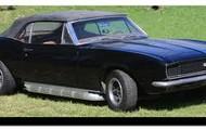 my black 1969 chevy Camaro