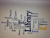 Warren Middle School Library