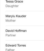 Dara's Family