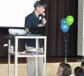 Fantastic Author Visit!