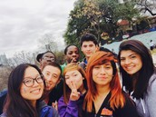 Bryan Adams Students Visit University of Texas in Austin