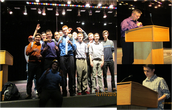 Sports Management Students in the Spotlight