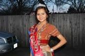 Chin Traditional Dress