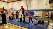 Tumbling in PE