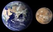 Description of Mars