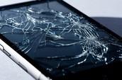 Broken Phone Screen