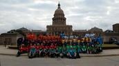 Chavez 4th graders in Austin