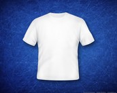 White T-Shirts NEEDED!