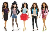 Barbie Over the Years