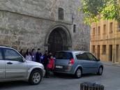th church of Nuesta Señora de Calatañazor