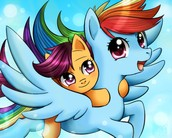 pony sisters