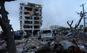 Al-Shabaab attacks hotel