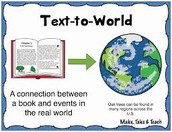 Text to World Connections