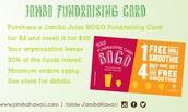 Pre-order Jamba Juice BOGO cards!