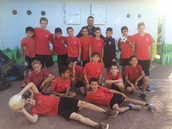 נבחרת הכדורגל זכתה במקום השישי