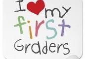 Hip Hip Hooray for First Grade!