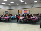 "Project Grad's ""Mother & Daughter Tea"""