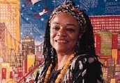 Story Quilts were derived from Faith Ringgold's work.