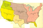The westward expansion was..............