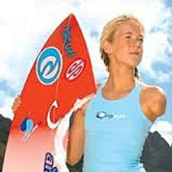 Bethany Hamilton on her feet again one month later