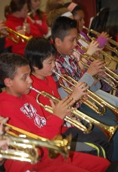 Band Starts Now Class (6th Graders)