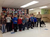 5th Grade Loved the Sheriff's Department Visit