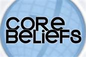 our beliefs...