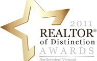 2011 Realtor of Distinction