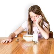 Teens skipping Breakfast
