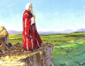 Moses and the Promised Land