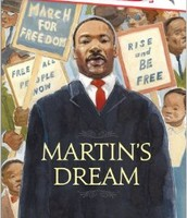 Martin's Dream by Jane Kurtz, illustrated by Amy June Bates