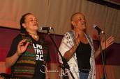 Julie & Makeda (Acoustic Poetic Soul)