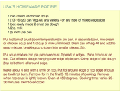 Quick and Easy Pot Pies