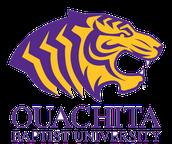 #3 Ouachita Babtist University