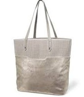 Hudson Tote - Medium - Slate Gray
