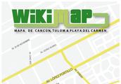 24 Paginas de Mapas con indice de calle y comercio local