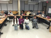 STEM News: GMS Students Present Robotic Cars to Board of Education