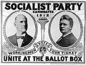 Debs socialist party ticket