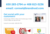 BrandNod Online Marketing and Design