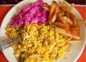 El arroz y más: cuatro mil ciento ochenta y tres colónes.