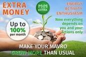 simple work get money in MMM