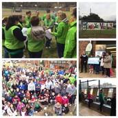 Hundreds of Volunteers Install REAL School Garden at Sudie