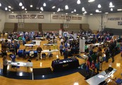 College/Career Fair at Monroe County High School